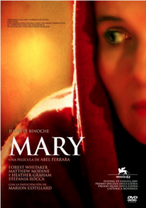 Mary film poster (small)